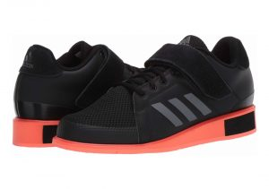 Adidas Power Perfect 3 - Core Black Night Met Signal Coral (EF2985)
