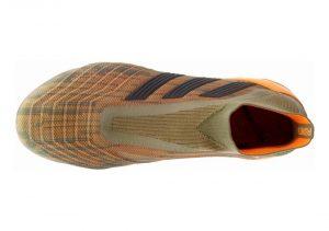 Adidas Predator 18+ Firm Ground - Orange (CM7395)