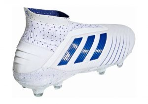 Adidas Predator 19+ Firm Ground - White (BC0548)