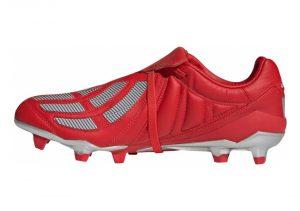 Adidas Predator Mania Firm Ground - Red (EF3658)
