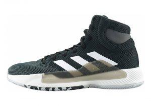 Adidas Pro Bounce Madness 2019 - Noir Blanc Gris Foncã (BB9239)