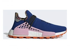 Adidas Pharrell Williams Solar Hu NMD - Blue (EE7579)