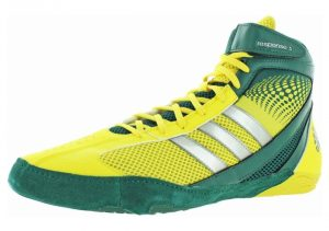 Adidas Response 3.1 - Forest/Vivid Yellow/Metalic Silver (Q33805)