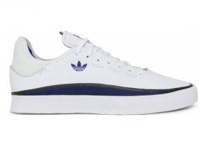 Footwear White-collegiate Purple-core Black (F36437)