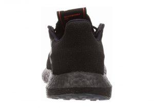 Adidas Senseboost Go - Black Core Black Boost Blue Violet Met Legend Ink (EF0709)