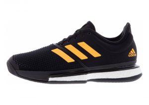 Adidas SoleCourt Boost Clay - Black (EF2069)