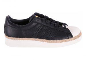 Adidas Superstar 80s New Bold - Core Black Core Black Off White (CQ2365)