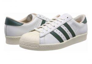 Adidas Superstar 80s Recon - Crystal White/Collegiate Green (B41719)