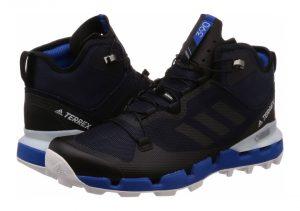 Adidas Terrex Fast Mid GTX Surround - Black (AQ1062)