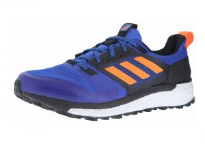 Adidas Supernova Trail - Hi-res Blue/Hi-res Orange/Black (BB6622)