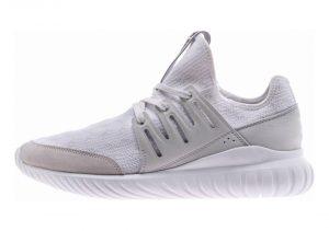 Adidas Tubular Radial Primeknit - Grey (S76714)
