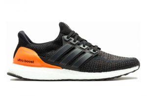 Adidas Ultraboost 2.0 - core black, orange (BB0801)