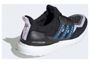 Adidas Ultraboost City - Core Black Blue Scarlet (EG8100)