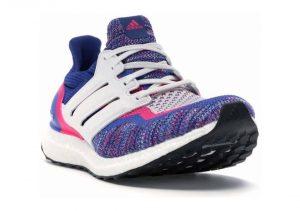 Adidas Ultraboost Multicolor - Blue/White/Shock Pink (EG8107)