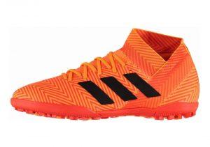Adidas Nemeziz Tango 18.3 Turf - Orange Mandar Negbás Rojsol 000 (DB2377)