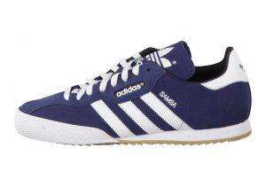 Blau (Navy/Running White Footwear)
