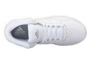 Adidas Cloudfoam Ilation Mid - White (AW4366)