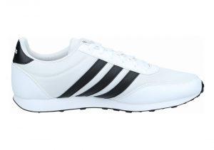 Adidas V Racer 2.0 - White Ftwwht Cblack Cblack Ftwwht Cblack Cblack (B75796)