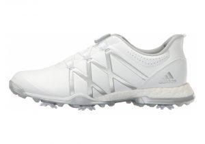 Adidas Adipower Boost BOA - White Silver (Q44745)