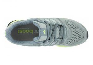 Light Grey Lime Green (B26737)