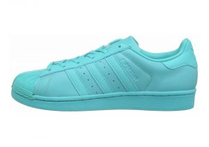 Adidas Superstar Glossy Toe - Green (BB0529)