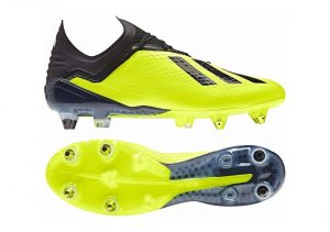 Adidas X 18.1 Soft Ground - Yellow (DB2259)