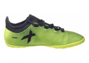 Adidas X Tango 17.3 Indoor - Yellow (CG3717)