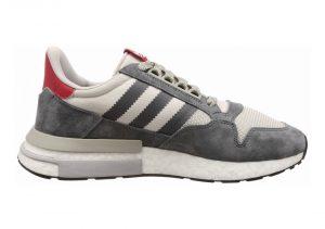 Grey Four / Footwear White-scarlet (B42204)