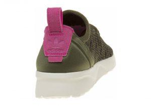 Adidas ZX Flux ADV Virtue Sock - Green (BB2316)