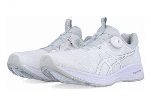 Asics Dynamis - White Silver Mid Grey 0193 (T7D1N0193)
