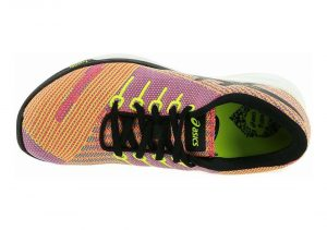 Flash Coral/Black/Safety Yellow (T879N0690)