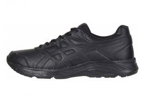 Asics Gel Contend 5 Walker - Black/Graphite Grey (1131A036001)