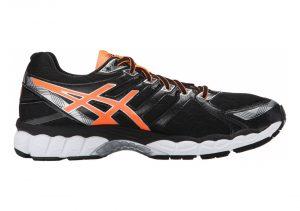 Asics Gel Evate 3 - Black Hot Orange Silver (T516N9030)
