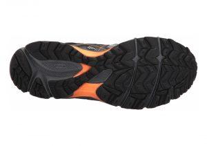 Asics Gel Kahana 8 - Black/Hot Orange/Carbon (T6L0N9030)