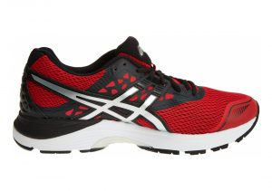 Asics Gel Pulse 9 - Red Classic Red Silver Black 2393 (T7D3N2393)