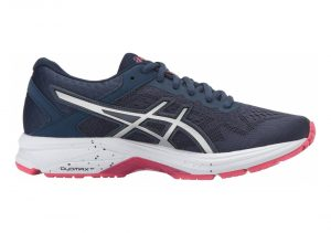Asics GT 1000 6 - Insignia Blue/Silver/Rouge Red (T7B5N5093)