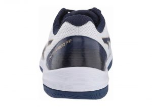 Asics Court Speed FF - White Peacoat (1041A092103)