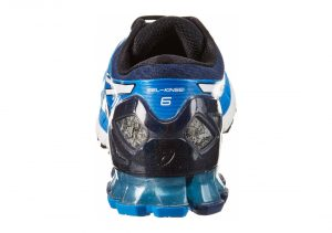 Asics Gel Kinsei 6 - Blu Electric Blue Off White Island Blue 4200 (T644N4200)