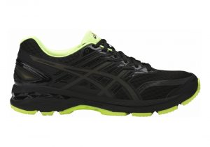 Asics GT 2000 5 Lite-Show - Black/safety Yellow/reflective (T7E1N9007)
