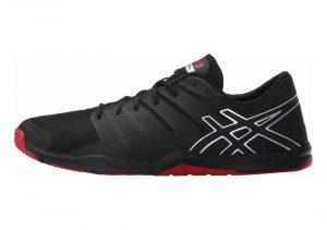 Black/Silver/Racing Red (S604N9093)