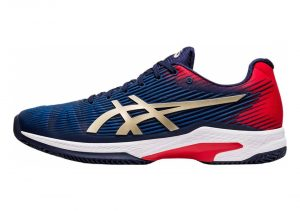 Asics Solution Speed FF Clay - Peacoat Champagne (1041A004403)