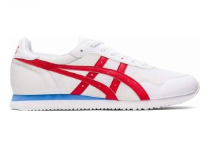 Asics Tiger Runner - White Classic Red (1191A207104)
