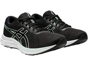 Asics Gel Excite 7 Black/Bio Mint