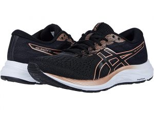 Asics Gel Excite 7 Black/Rose Gold