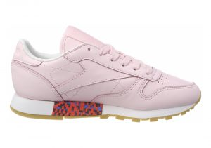 Reebok Classic Leather Old Meets New  - Rose (BD3155)