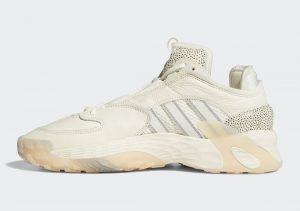 Adidas Streetball Cream White/Grey Two/Core Black