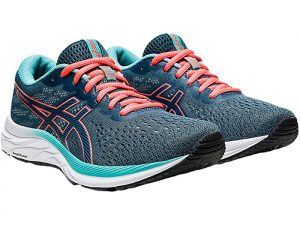 Asics Gel Excite 7 Magnetic Blue/Sunrise Red