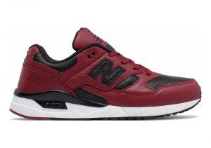New Balance 530 Leather - Red/Black/White (M530VTB)