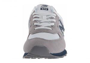 New Balance 574 Core Plus - Grey (ML574ESD)