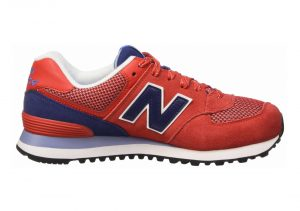 New Balance 574 Fresh Foam - Red (ML574UTB)